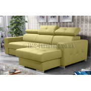 MALVI   -  Corner Sofa Bed