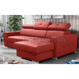 MALVI   -  Corner Sofa Bed