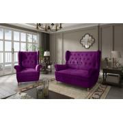 AKROS - Set sofa + armchair