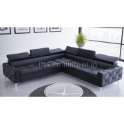 OLAF 1 -  Corner Sofa Bed