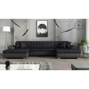 VINCI - Berlin02/Soft11 - Corner Sofa Bed