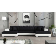 VINCI - fabric Inarii100/Soft17 - Corner Sofa Bed