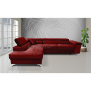 ERIC - fabric Kronos 2 - Corner Sofa Bed