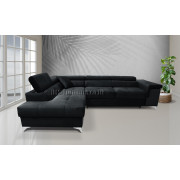 ERIC - fabric Kronos 7 - Corner Sofa Bed