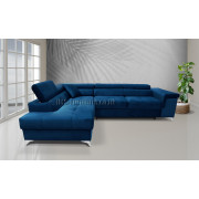 ERIC - fabric Kronos 9 - Corner Sofa Bed