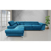 ERIC - fabric Kronos13 - Corner Sofa Bed