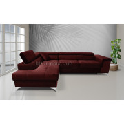 ERIC - fabric Kronos 20 - Corner Sofa Bed