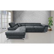 ERIC - fabric Kronos 22 - Corner Sofa Bed