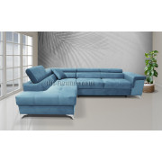 ERIC - fabric Kronos 31 - Corner Sofa Bed