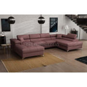 BRUNO - Cover 61  - Corner Sofa Bed