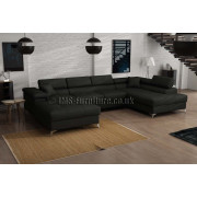 ERIC - Cover 70 - Corner Sofa Bed