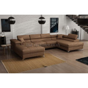 BRUNO - Texas 26 - Corner Sofa Bed