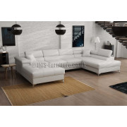 BRUNO - Texas 28 - Corner Sofa Bed