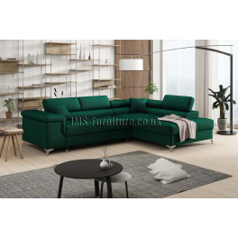 ERIC - Monolith 37 - Corner Sofa Bed