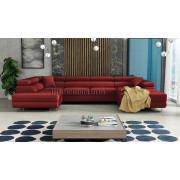 RODIGO - fabric  Monolith 59 - Corner Sofa Bed