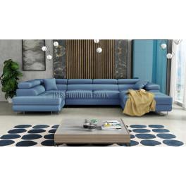 RODIGO - Corner Sofa Bed