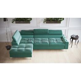 OLAF 251*170cm - Corner Sofa Bed
