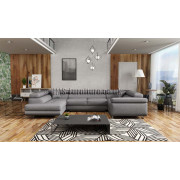 LUTON - fabric  Sawana 21 - Corner Sofa Bed
