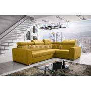MALVI 2    -  Corner Sofa Bed