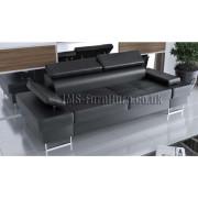 GALA 2 -231 cm - Sofa  ( Faux Leather )