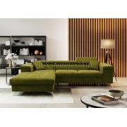 RICKY - Monolith 38  -   Corner Sofa Bed