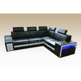 KOALA - Corner Sofa Bed  with LED