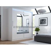 KATRIN -  Wardrobe sliding door with LED