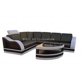 DIABLO - Corner Sofa Bed