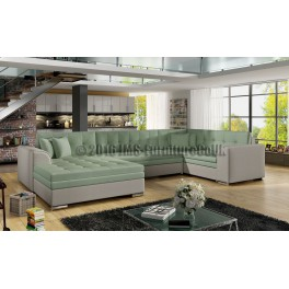 Dario - corner sofa bed