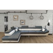 MALTA MAX - Corner sofa bed