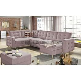 AMBER U - Corner Sofa Bed