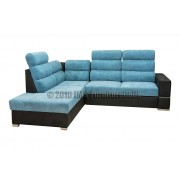 LUISA - Corner Sofa Bed