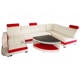 N117 - Corner Sofa Bed