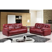 PATI - 3+2 Seater Sofa - Red