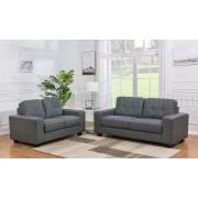 ROMANO - 3+2 Seater Sofa - Grey