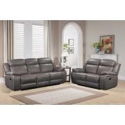 MILTON - 3+2 Seater Sofa - Grey